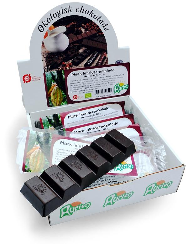 Aurion chokolade